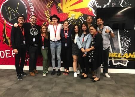 Emma Dan Tobins SupportManagers Manila Min, Education Perfect